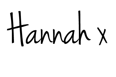 Hannah signature for website