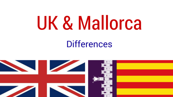 Mallorca & Uk weddings differences