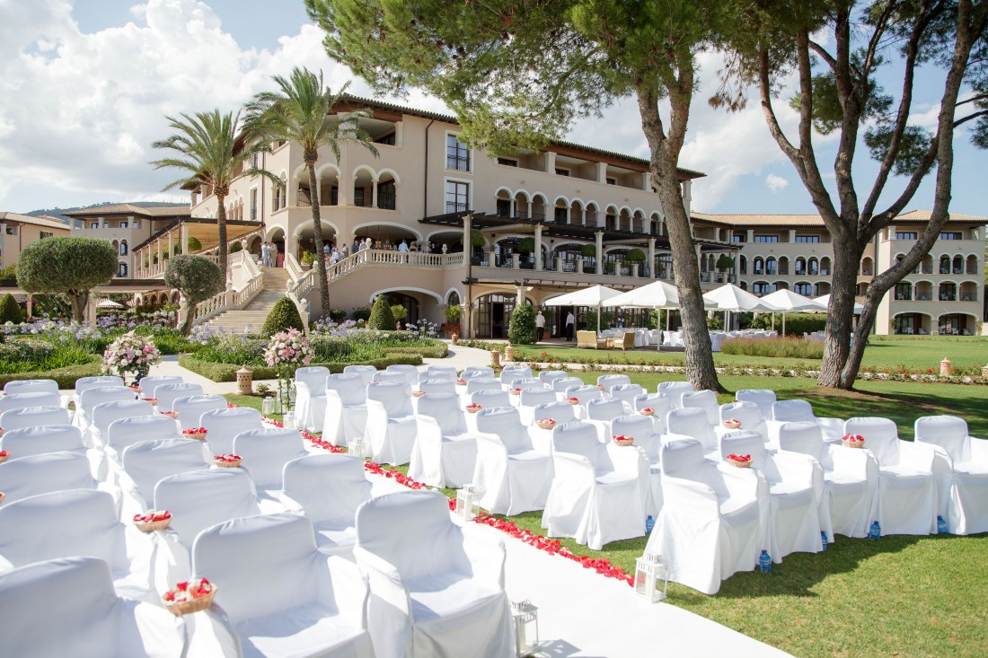 St. Regis Madavall wedding Mallorca photography
